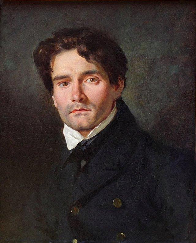 Eugene Delacroix--Leon Riesener