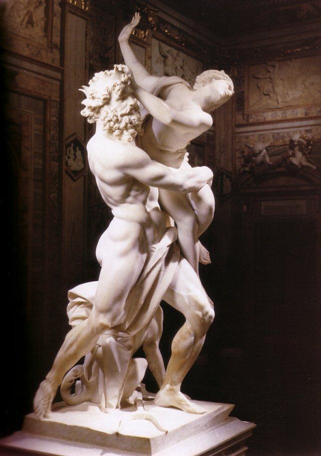 Pluto's Abduction of Persephone