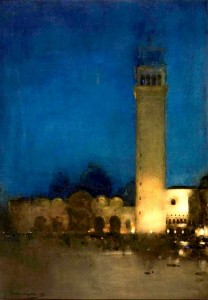 Arthur-Melville-The-blue-night-Venice-208x300