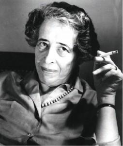 Hannah Arendt, 1906–1975